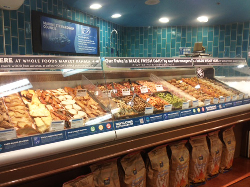 Whole Foods Market Meat packing