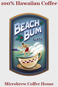 beach bum cafe