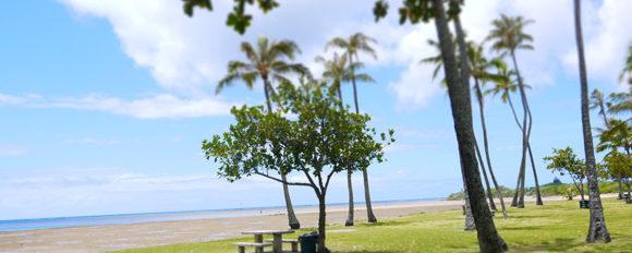 kuliouou beach park