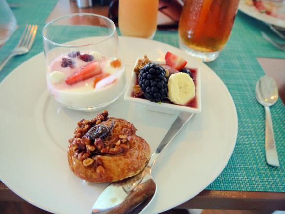 ハワイで食べた朝食