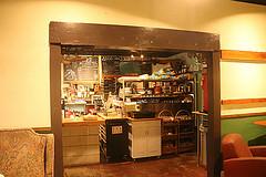 チャドロウズ コーヒー ラウンジでお茶タイム