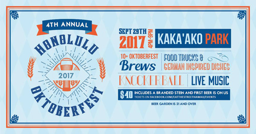 4th Annual Honolulu Oktoberfest