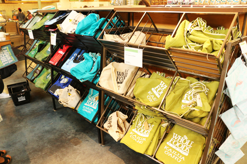 Whole Foods Market of eco bag