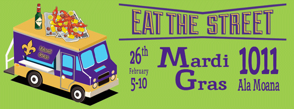 Eat The Street MARDI GRAS