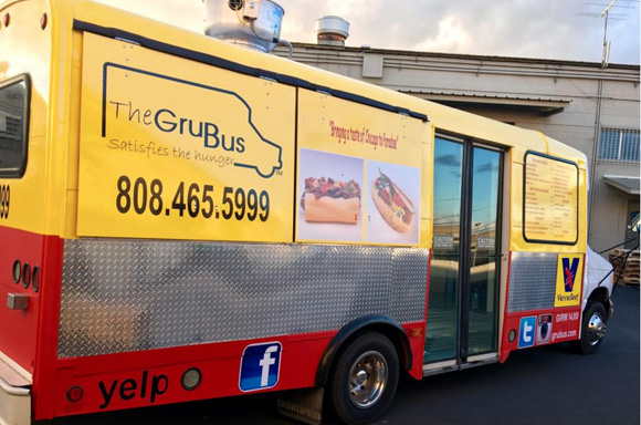 The Grubus Food Truck