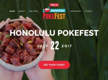 ホノルル ポキ フェスティバル2017