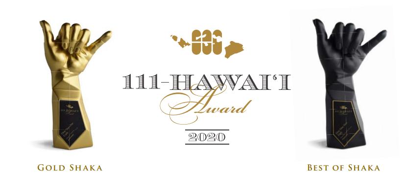「111-HAWAII AWARD 2020」中間ランキング